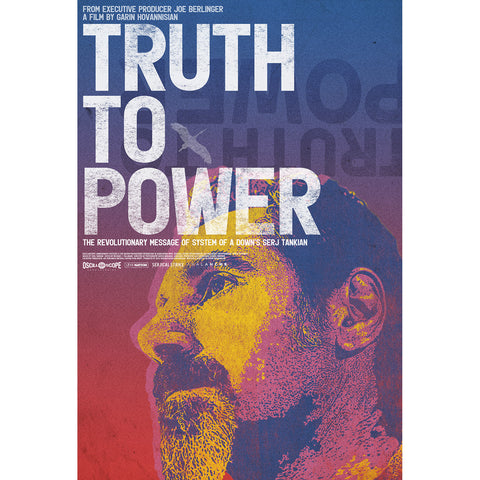 Truth to Power Posters
