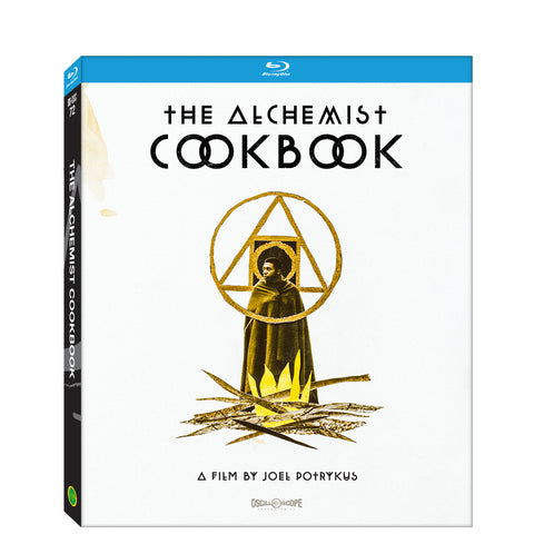 The Alchemist Cookbook Blu-ray