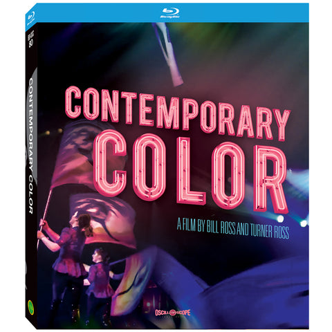 Contemporary Color Blu-ray