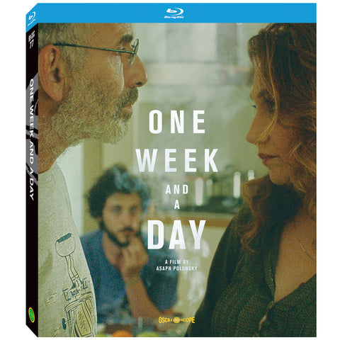 One Week and a Day Blu-Ray