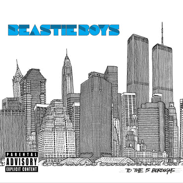 Beastie Boys - To the 5 Boroughs Vinyl