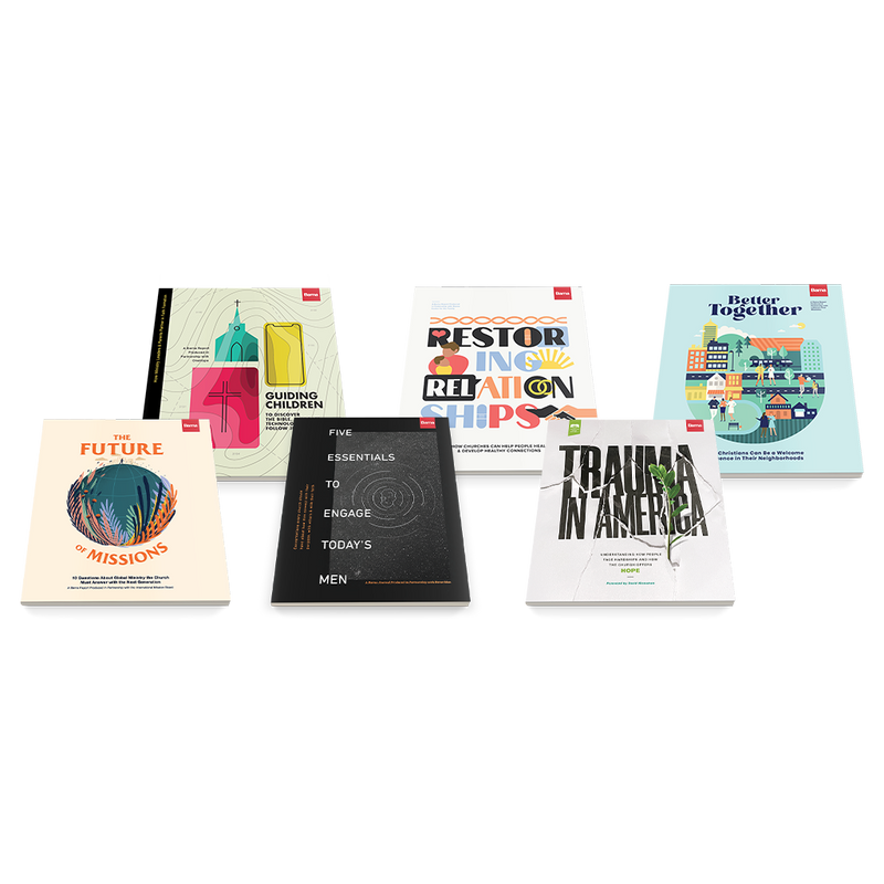 Leadership Bundle (Print)