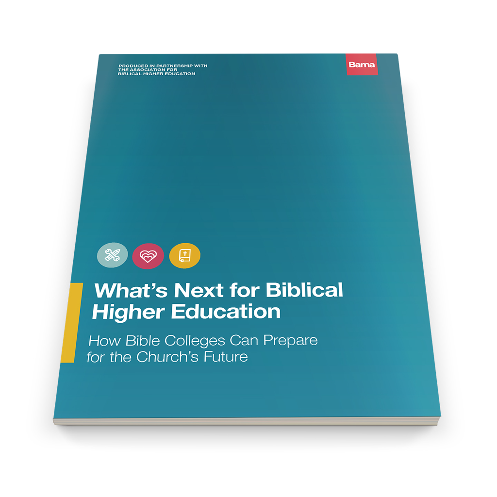 What's Next for Biblical Higher Education