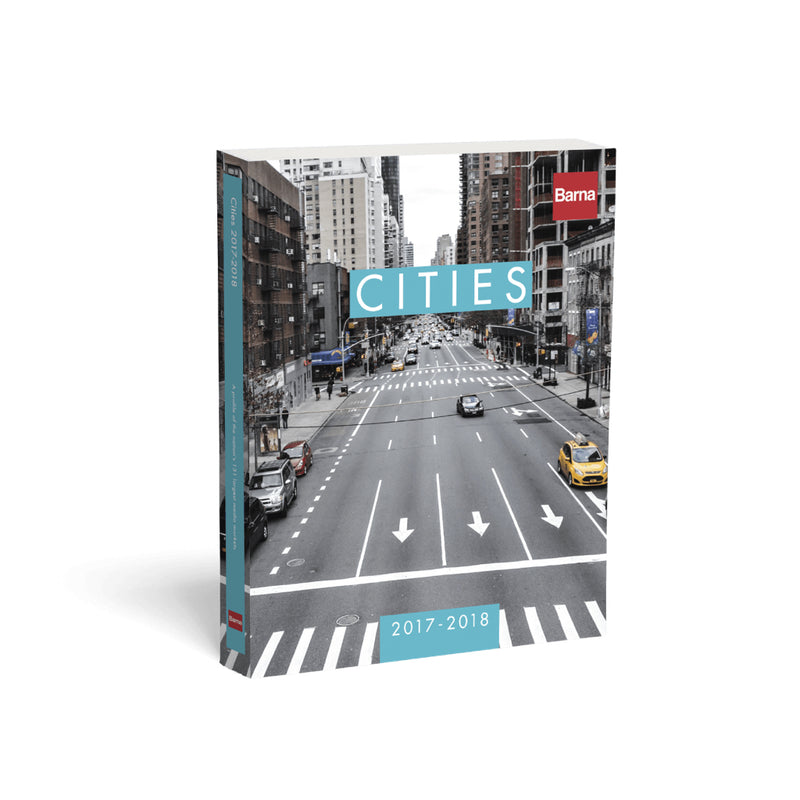 Cities 2017-18: Individual City Reports A-M