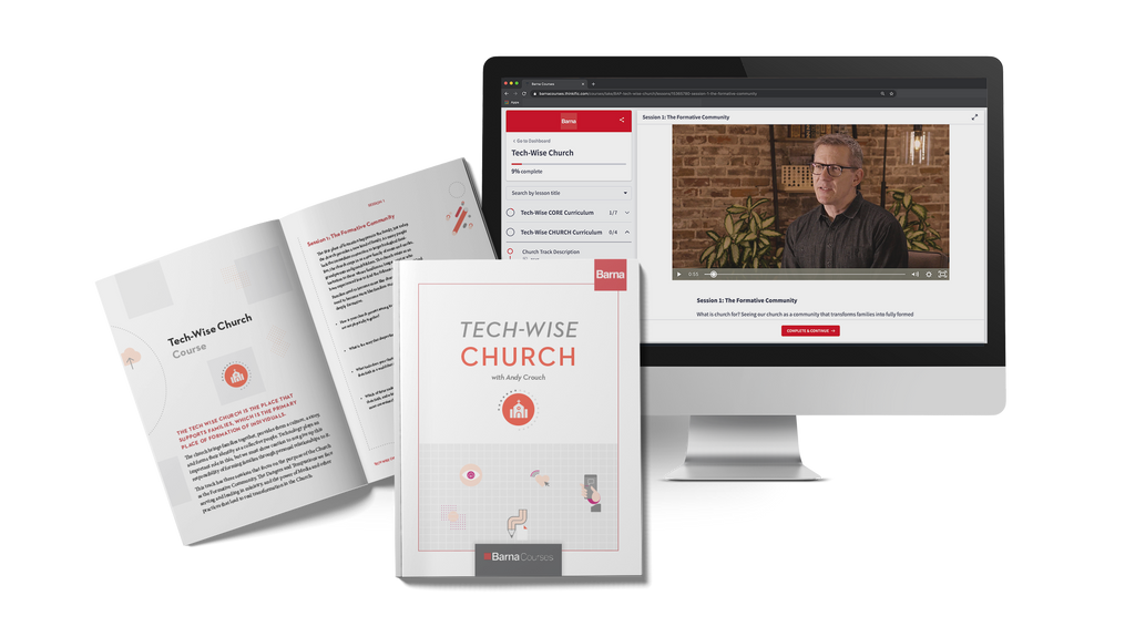 Tech-Wise Church Course Bundle
