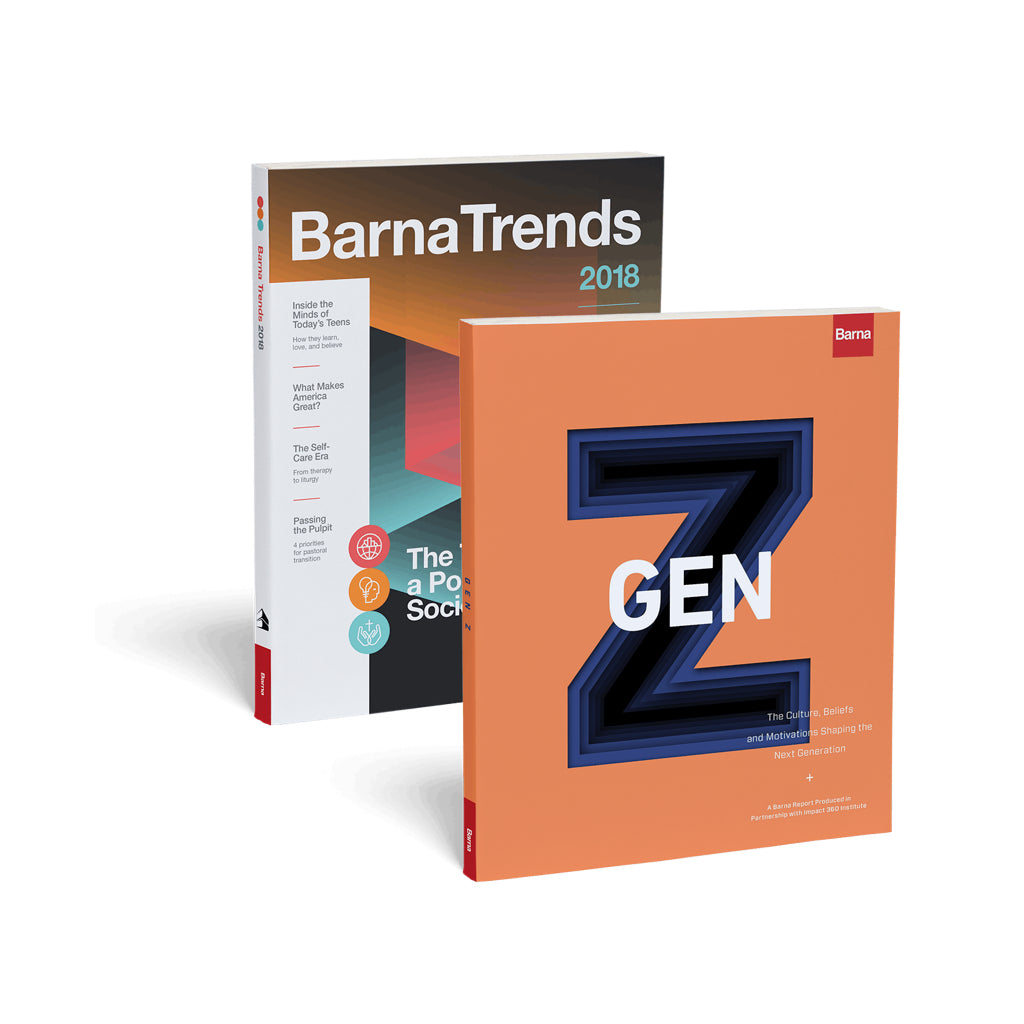 Duo: Gen Z & Barna Trends