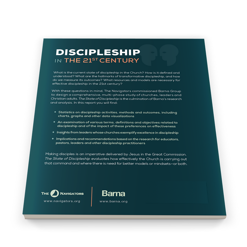 State of Discipleship