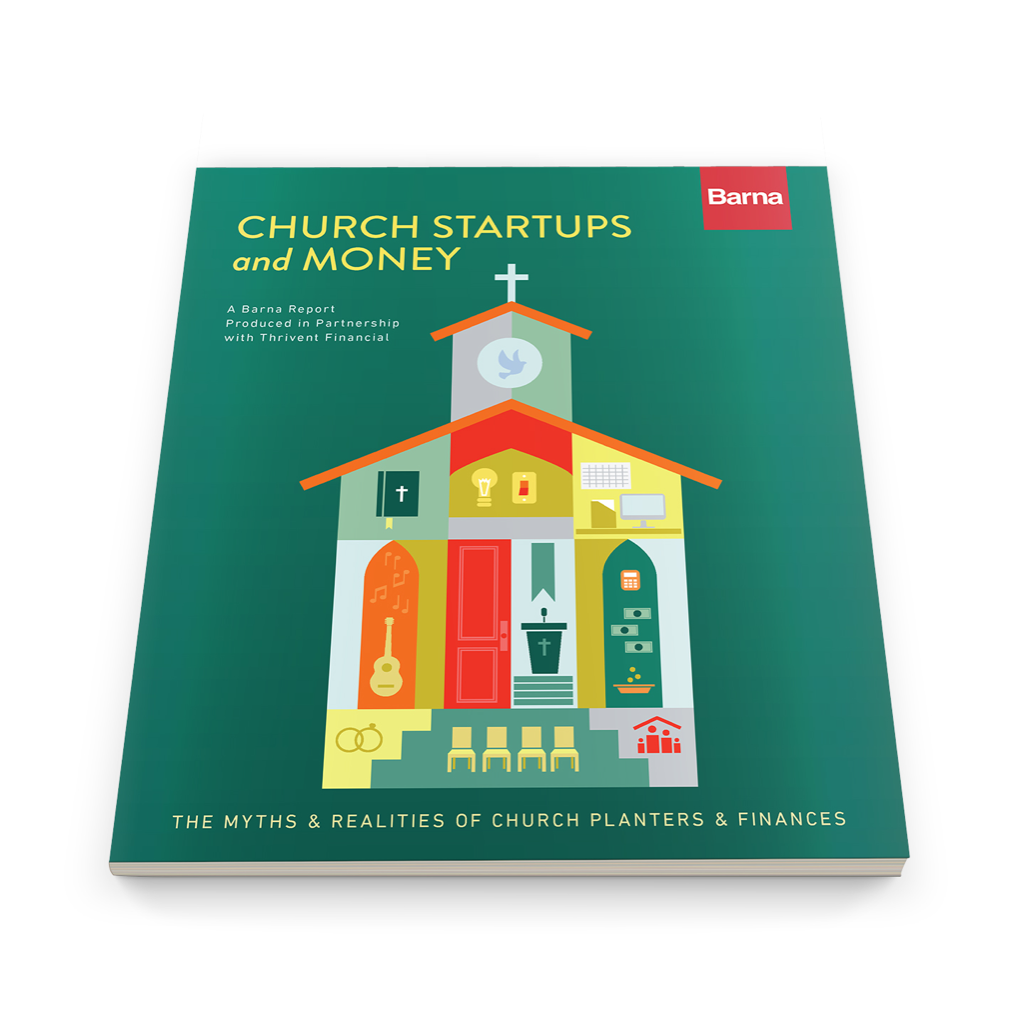 Church Startups and Money