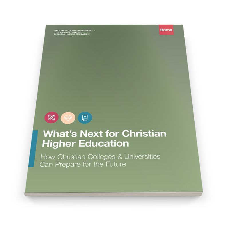 What's Next for Christian Higher Education