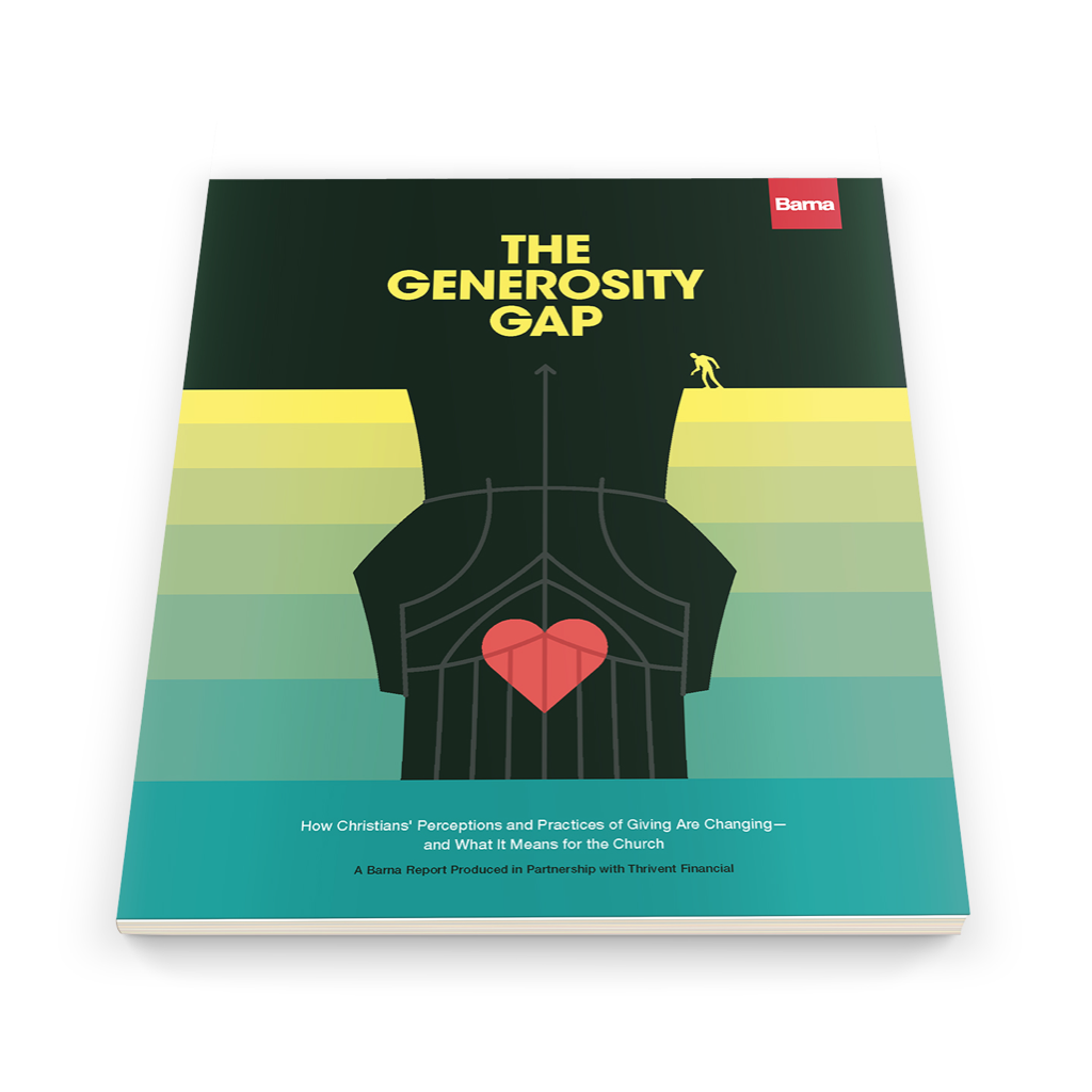 The Generosity Gap + Webinar