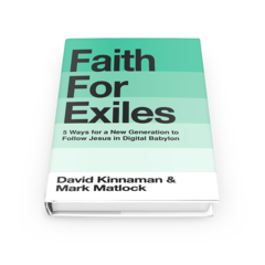 Making Resilient Disciples Course + Faith for Exiles