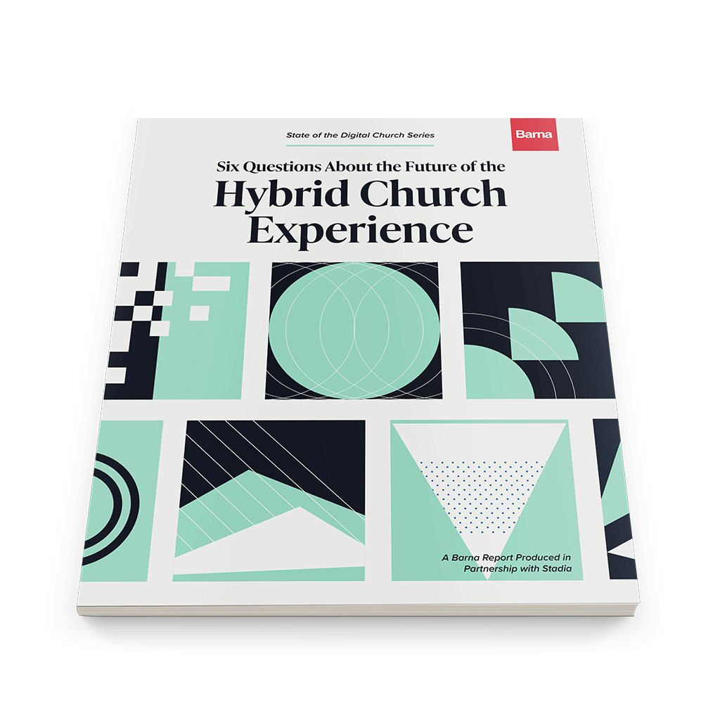 Six Questions About the Future of the Hybrid Church Experience [Digital Report]