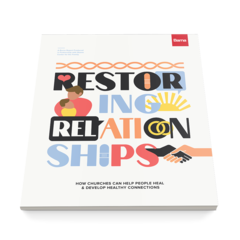 Restoring Relationships + Strengthen Relationships Bundle (Print)