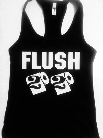 Ladies Flush 2020 Racerback Tank