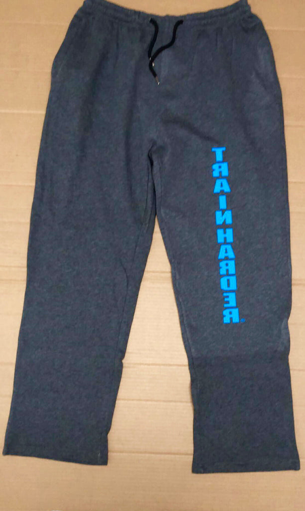 Men's Bodybuilding Sweatpants Active BaggyHeavy-Weight Cotton Pockets