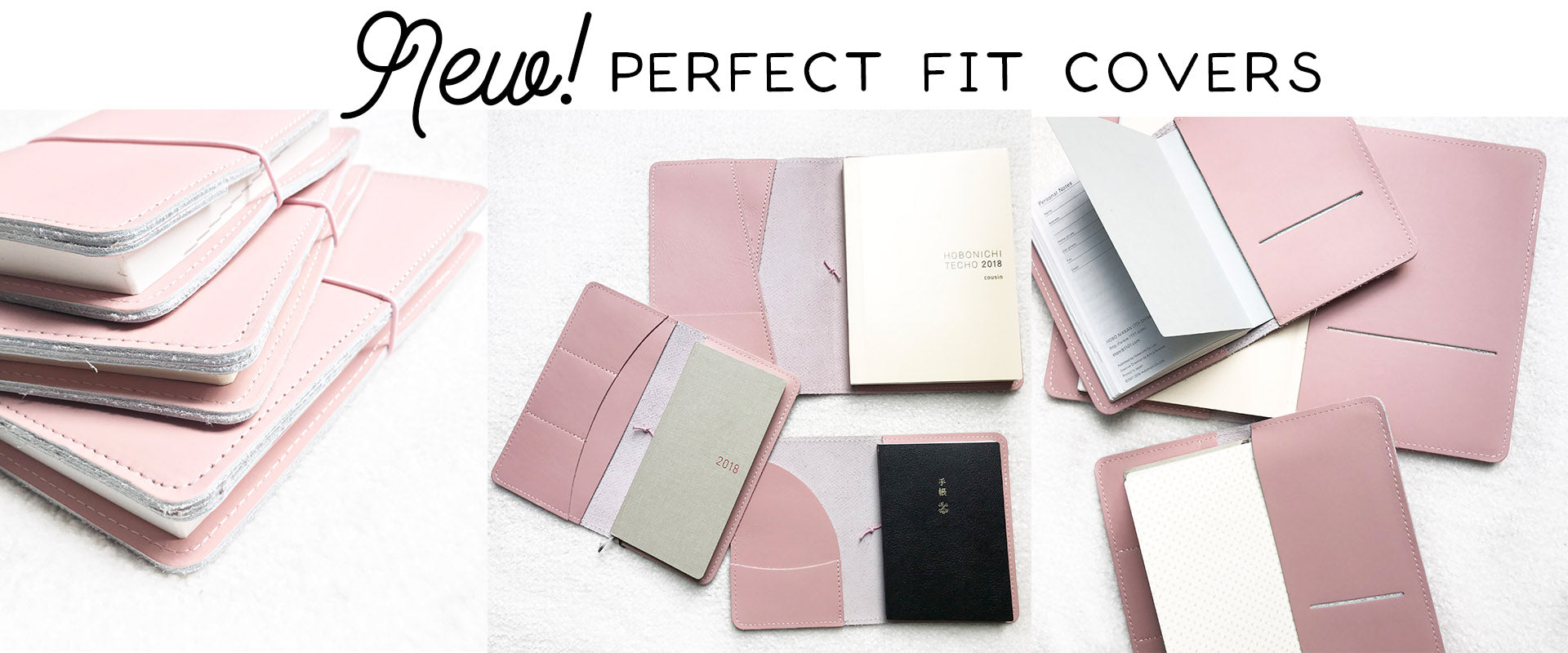 New! Perfect Fit Covers