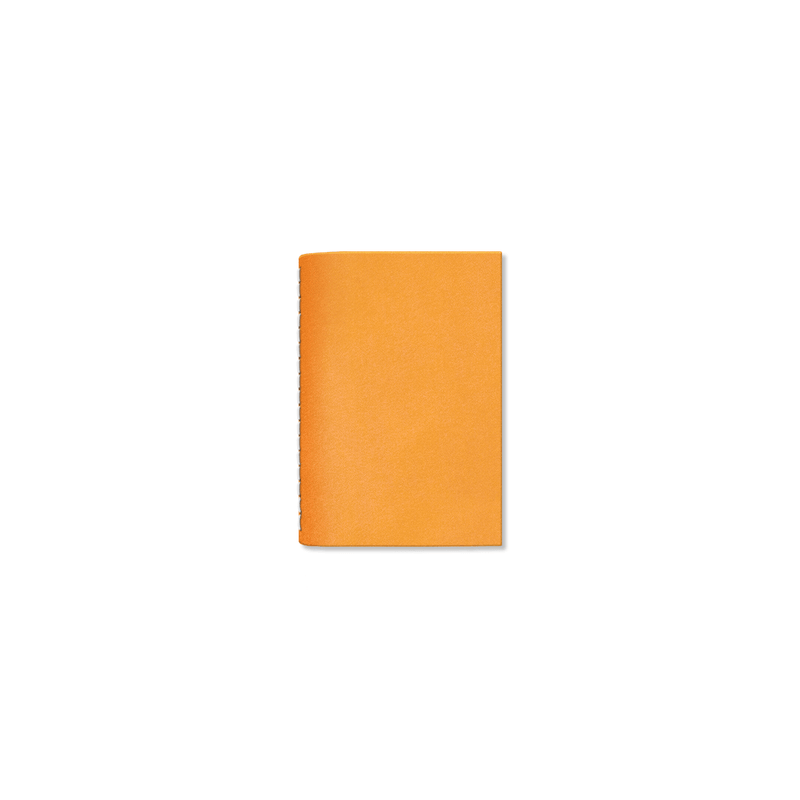 Custom - Tiny Notebook - Amber