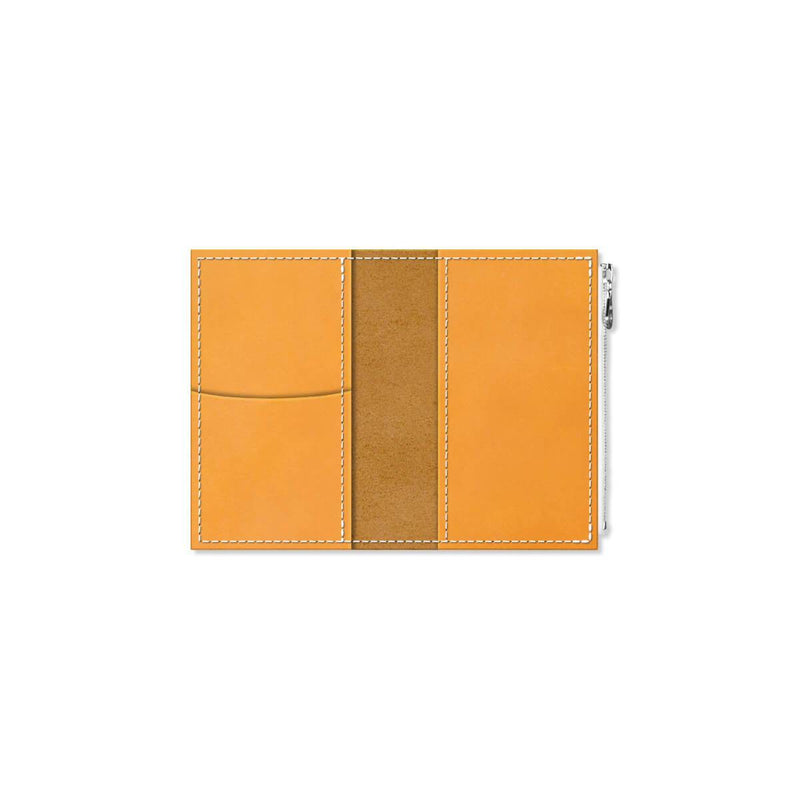 Custom - Foxy Notebook Wallet Insert  - Size No. 2 - Amber