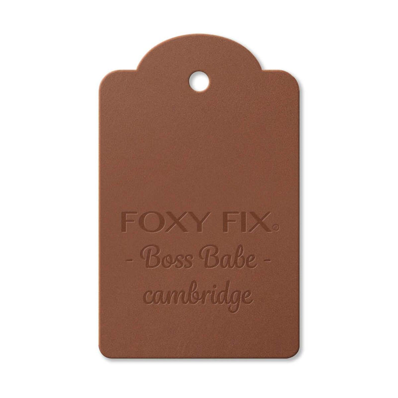 Leather Sample - Boss Babe - Cambridge
