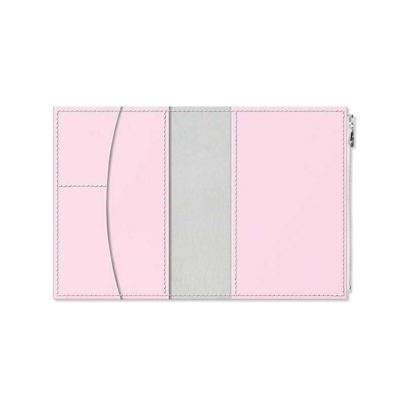 Custom - Foxy Notebook Wallet Insert - Size No. 5 - Cherry Blossom