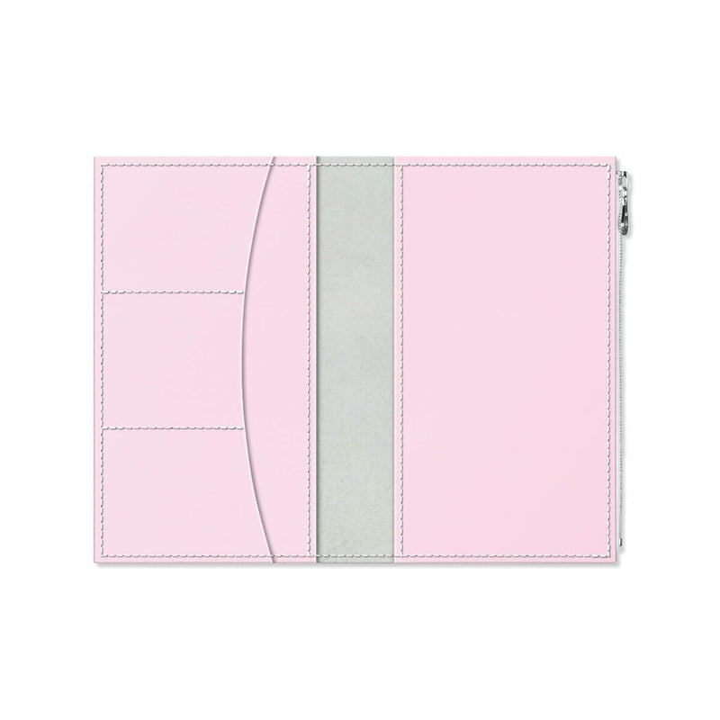 Custom - Foxy Notebook Wallet Insert - Size No. 7 - Cherry Blossom