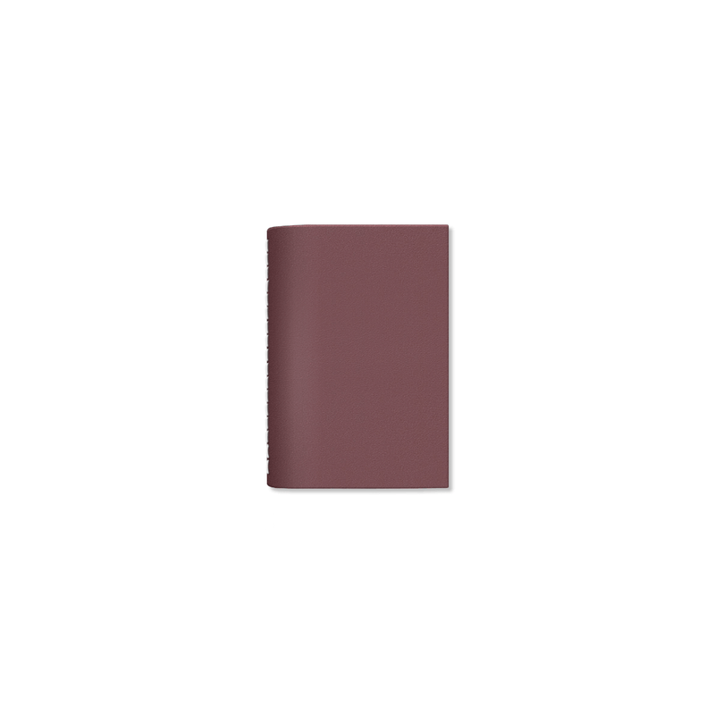 Custom - Tiny Notebook - Chocolate Cherry