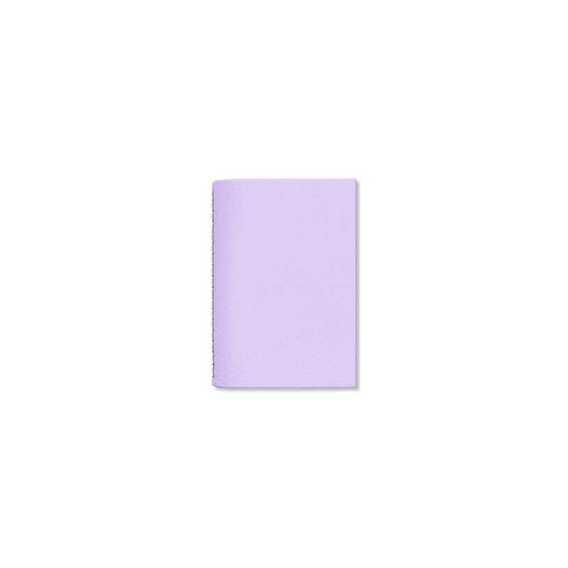 Custom - Tiny Notebook - Wisteria