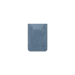 Custom - Foxy Card Sleeve - Denim