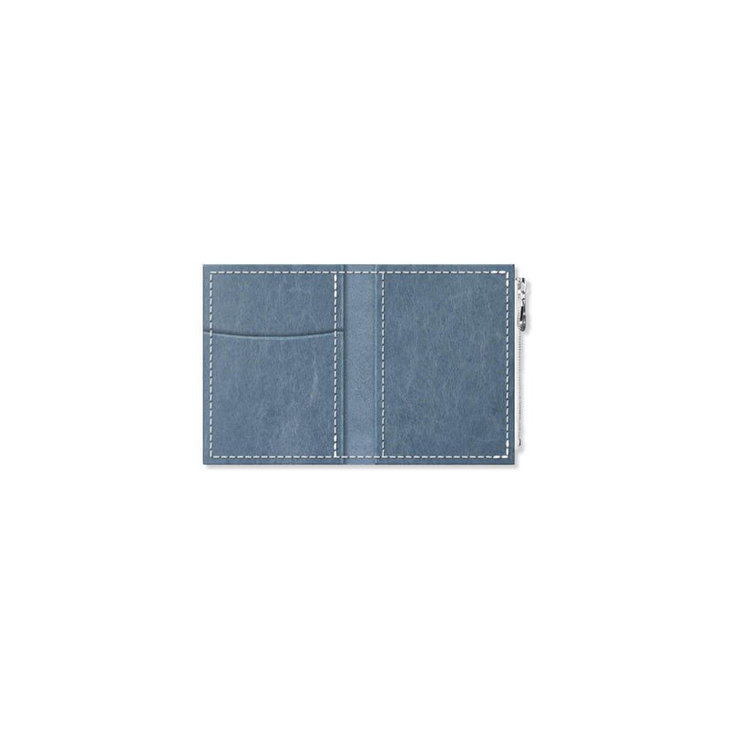 Custom - Foxy Notebook Wallet Insert - Size No. 0 - Denim