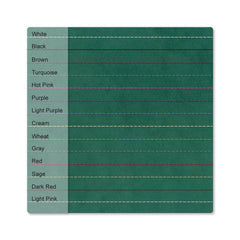 Custom - Foxy Notebook Wallet Insert - Size No. 1 - Jade