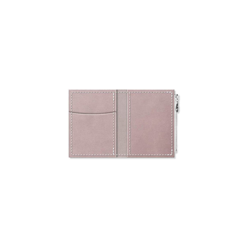 Custom - Foxy Notebook Wallet Insert - Size No. 0 - French Lavender