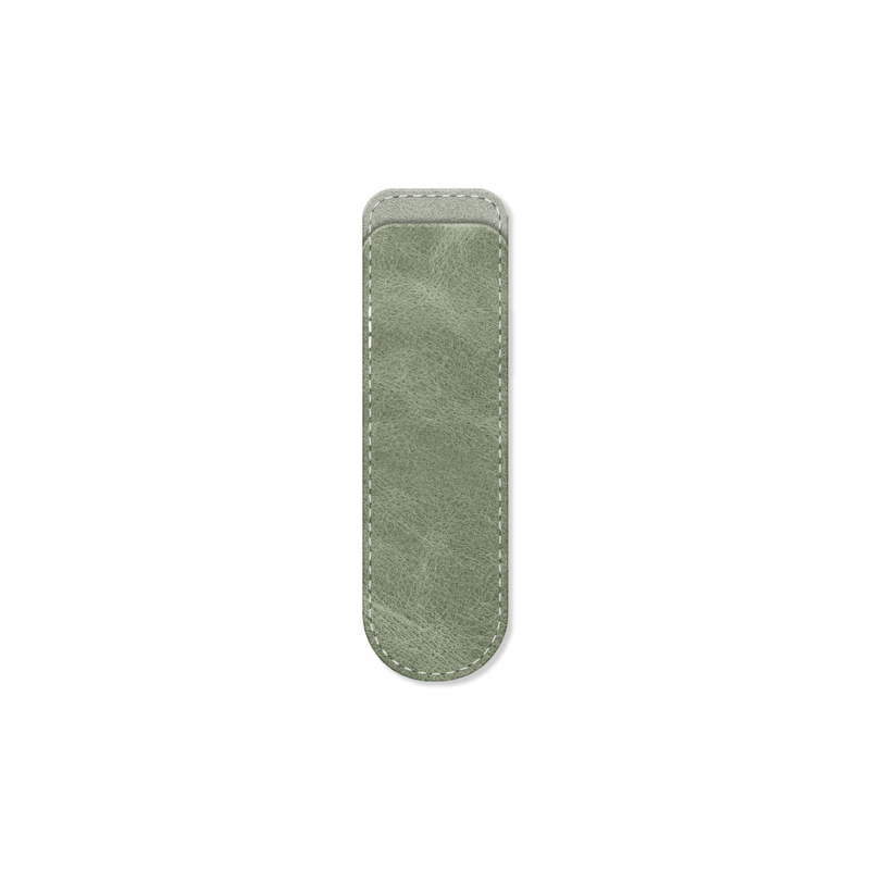 Custom - Pen Sleeve - Green Tea