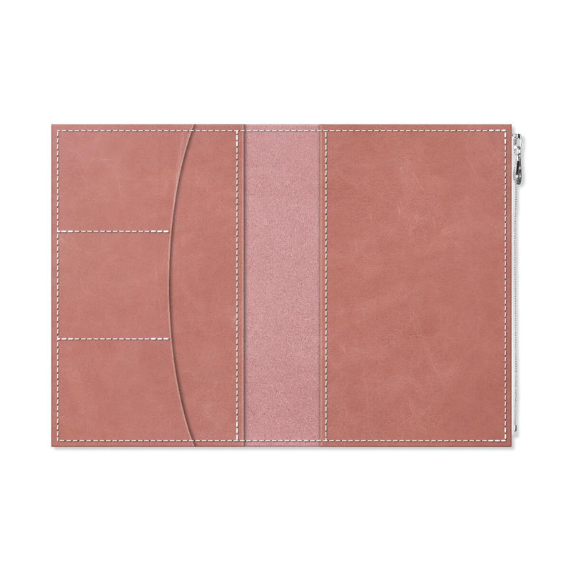 Custom - Foxy Notebook Wallet Insert - Size No. 8 - Himalayan Salt