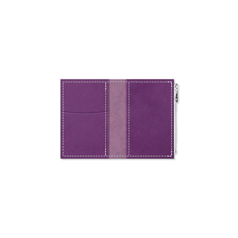 Custom - Foxy Notebook Wallet Insert - Size No. 1 - Iris