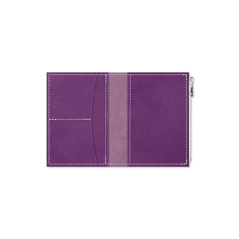 Custom - Foxy Notebook Wallet Insert - Size No. 3 - Iris