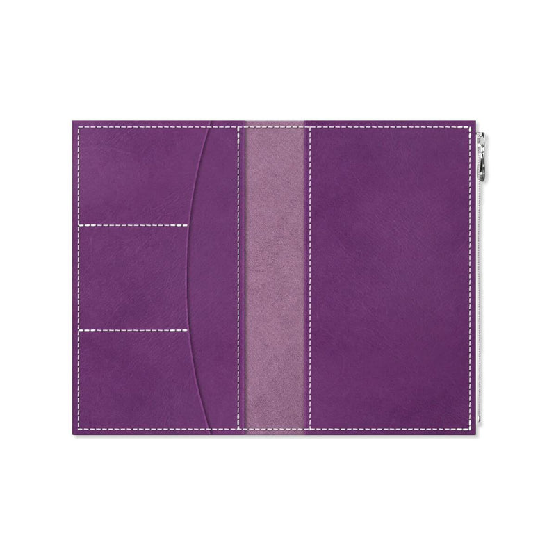Custom - Foxy Notebook Wallet Insert - Size No. 7 - Iris