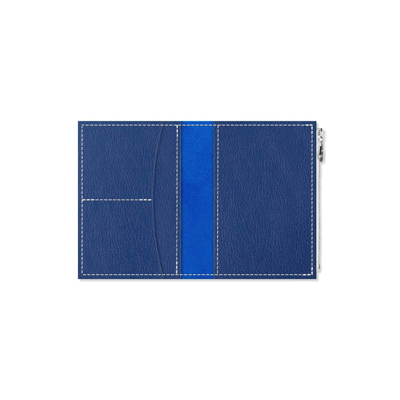 Custom - Foxy Notebook Wallet Insert - Size No. 3 - Lapis