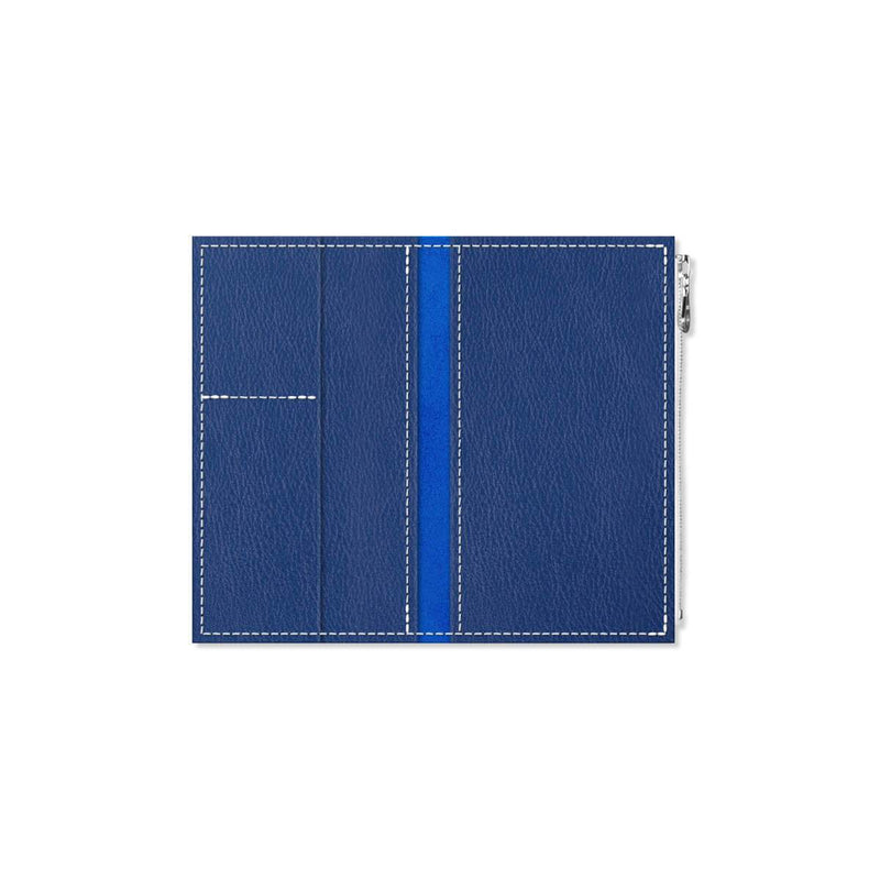 Custom - Foxy Notebook Wallet Insert - Size No. 4 - Lapis