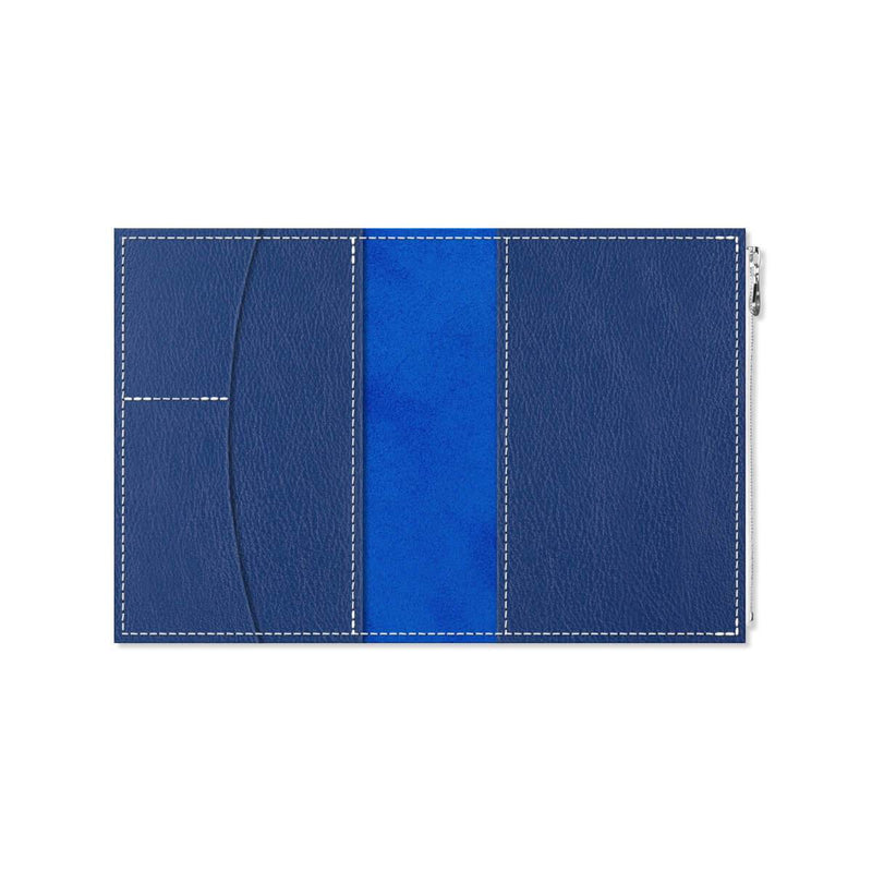 Custom - Foxy Notebook Wallet Insert - Size No. 5 - Lapis