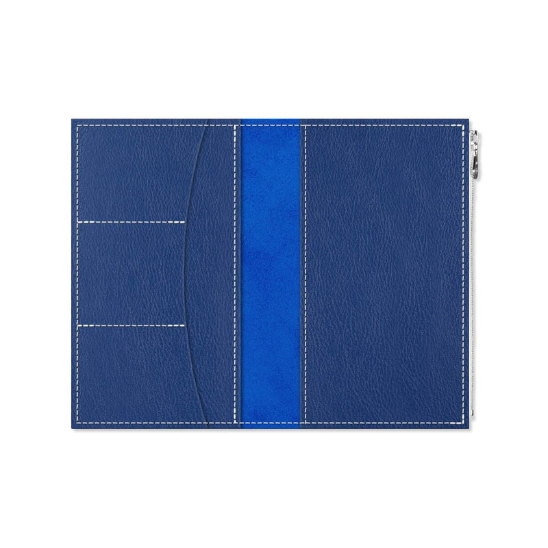 Custom - Foxy Notebook Wallet Insert - Size No. 7 - Lapis