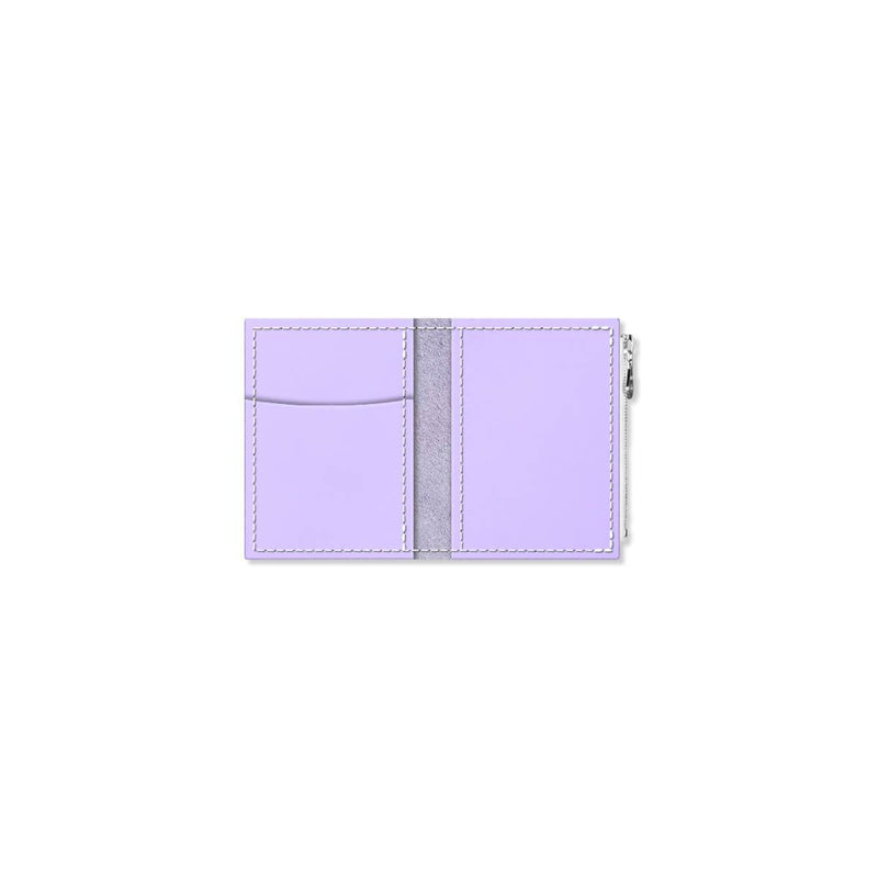 Custom - Foxy Notebook Wallet Insert - Size No. 0 - Lilac