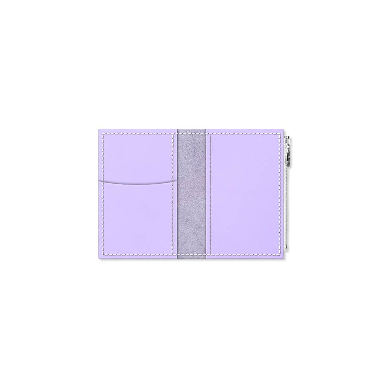 Custom - Foxy Notebook Wallet Insert - Size No. 1 - Lilac