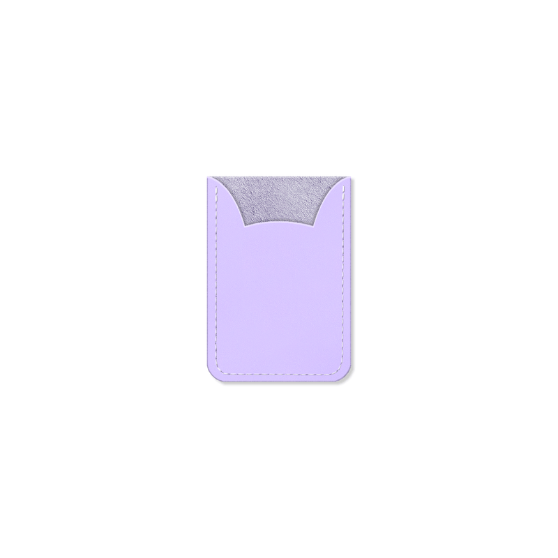 Custom - Foxy Card Sleeve - Lilac