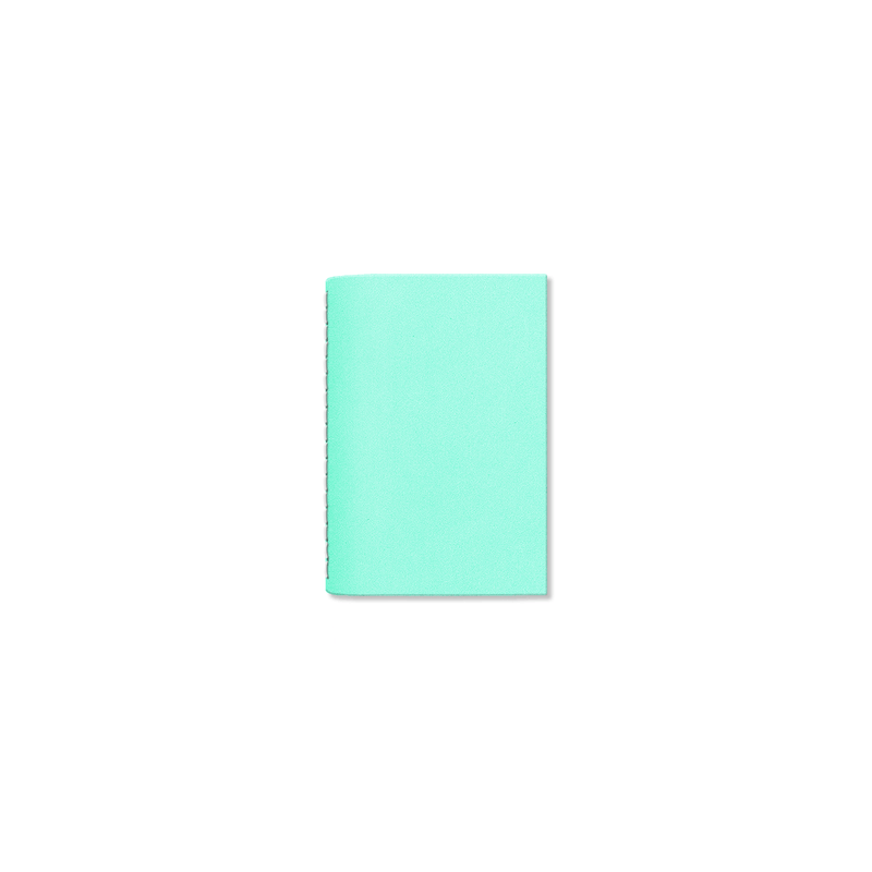 Custom - Tiny Notebook - Mint