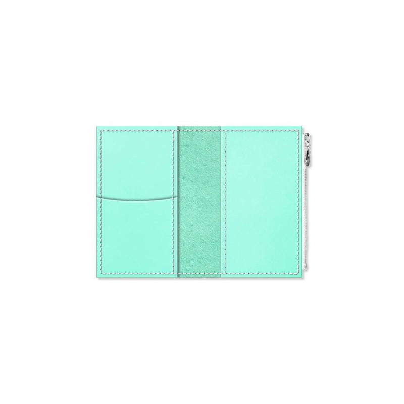 Custom - Foxy Notebook Wallet Insert  - Size No. 2 - Mint