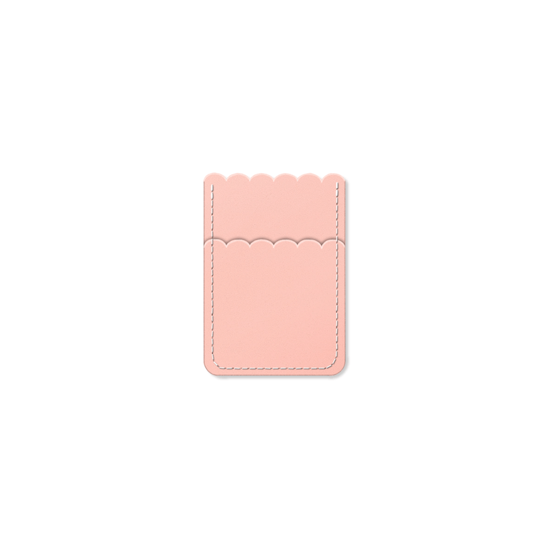 Custom - Petal Card Sleeve - Mochi