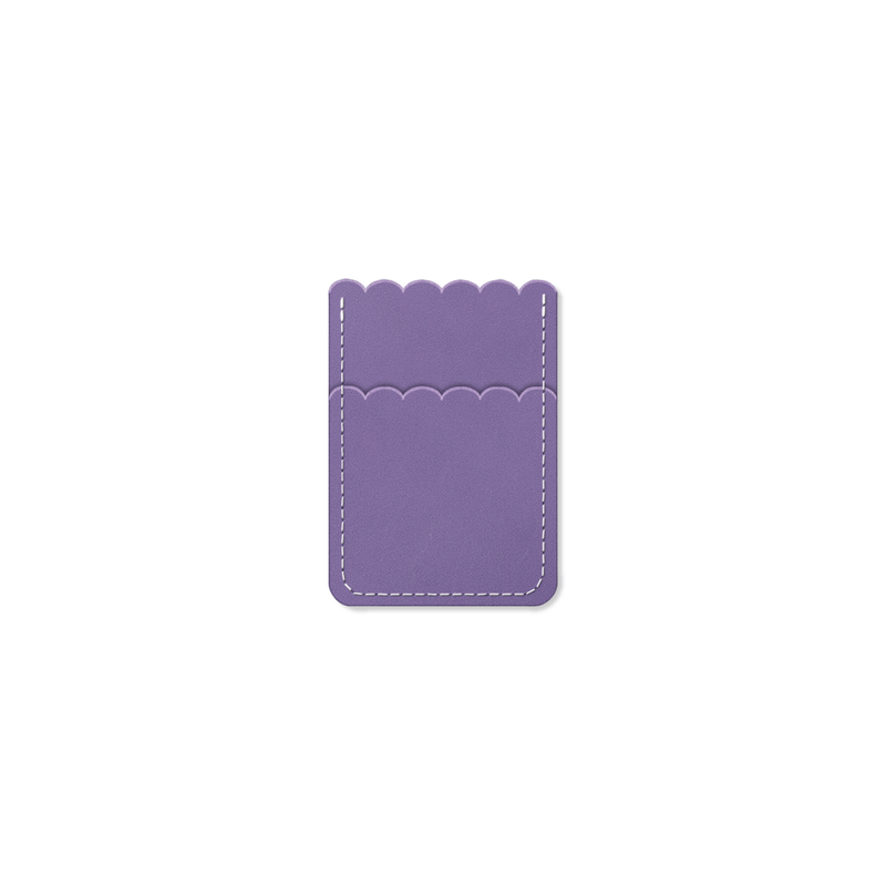 Custom - Petal Card Sleeve - Orchid