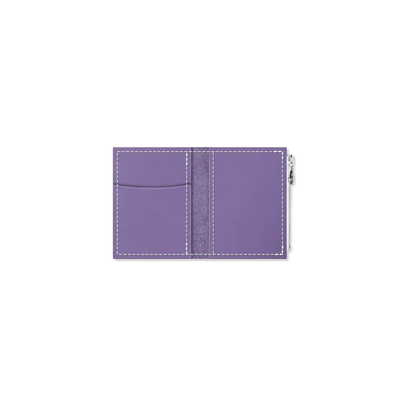 Custom - Foxy Notebook Wallet Insert - Size No. 0 - Orchid