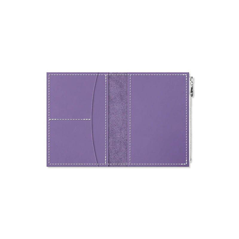 Custom - Foxy Notebook Wallet Insert - Size No. 3 - Orchid