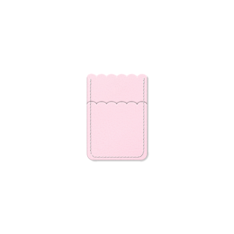 Custom - Petal Card Sleeve - Dahlia
